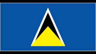 ST. LUCIA - NATIONAL ANTHEM [With Lyrics & Protocol]