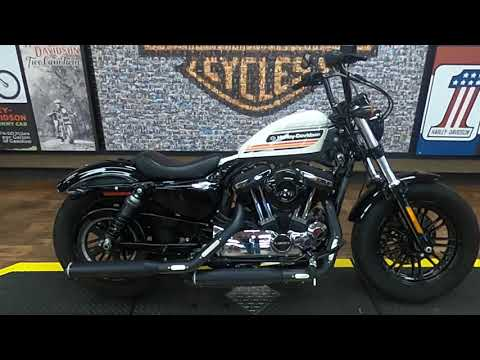 2018 Harley-Davidson Sportster XL1200 Forty-Eight Special