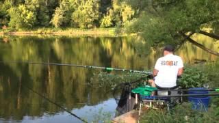 Ловля на фидер верхняя москва река