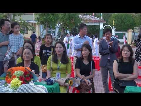 Văn nghệ chào mừng ngày Nhà giáo Việt Nam 20/11/2019 part 2