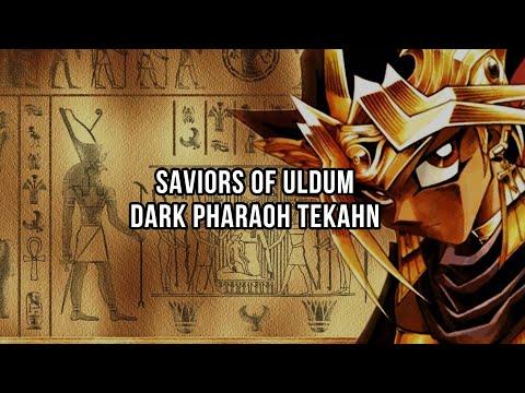 Saviors of Uldum - Dark Pharaoh Tekahn