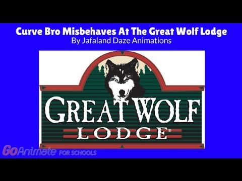 Curve Bro Misbehaves At The Great Wolf Lodge - Intellistar2020