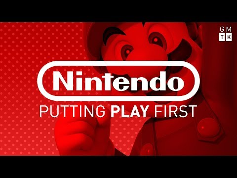 Nintendo - Putting Play First | Game Maker's Toolkit