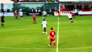 preview picture of video 'Beckenham Town 1-5 Bromley'