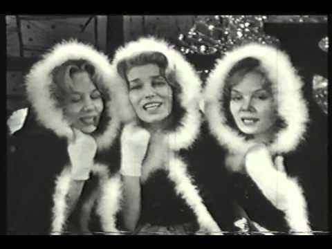 Beverley Sisters -  I Saw Mommy Kissing Santa Claus