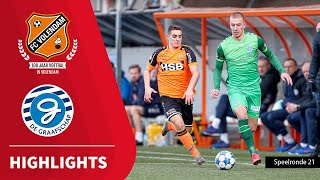 Samenvatting FC Volendam - De Graafschap (24-01-2021)