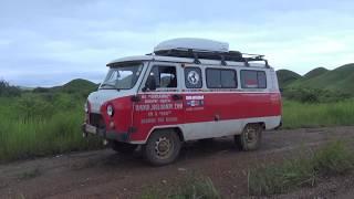"""На """"Буханке"""" вокруг света. Часть 2. Африка"""