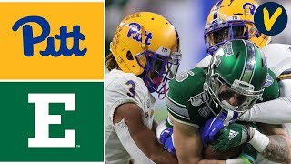 Pitt Vs Easter Michigan Highlights   2019 Quick Lane Bowl Highlights   College Football