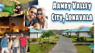 Weekend at Aamby Valley City, Lonavala |  Family Time | lonavala Trip | Spanish Cottage | Great View
