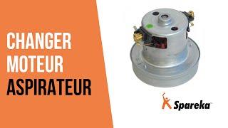 Comment réparer votre aspirateur - Remplacer le Moteur ?