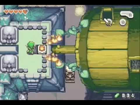 The Minish Cap - Bandes annonces - Bande annonce E3 2004