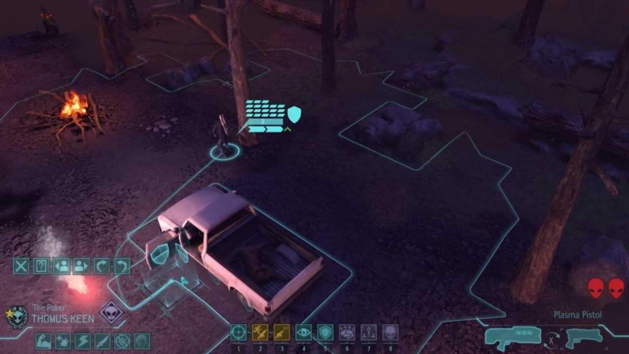 Skills: How To Rambo XCOM With One Unit