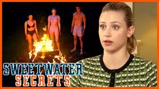 Riverdale 4x02: Would They KILL Jughead? Lili Reinhart Explains Flash-forwards | Sweetwater Secrets