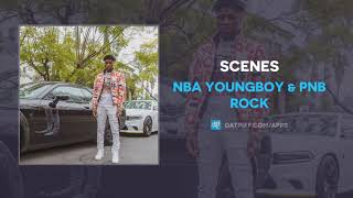 """NBA Youngboy & PNB Rock """"Scenes"""" (AUDIO)"""