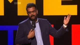 Romesh Ranganathan Edinburgh Comedy Fest Live 2013