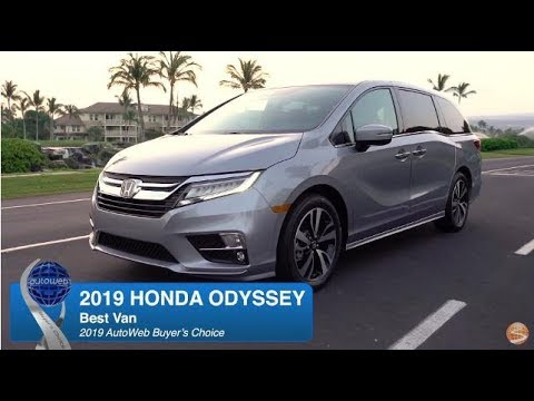 2019 Honda Odyssey Wins the AutoWeb Buyer