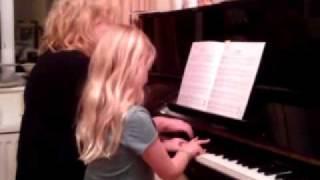 Joanna Taylor Piano Lesson
