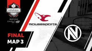 EnVyUs v Mousesports - Grand-Finals Map 3 [Dust2]