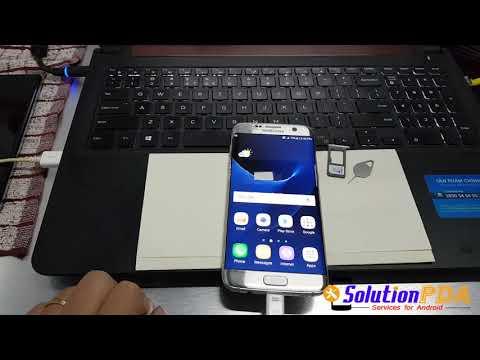 Repair Imei 000000 Fix Bad ESN Imei Samsung S7 Edge G935T