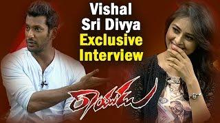 Rayudu Team Exclusive Interview | Vishal,Sri Divya