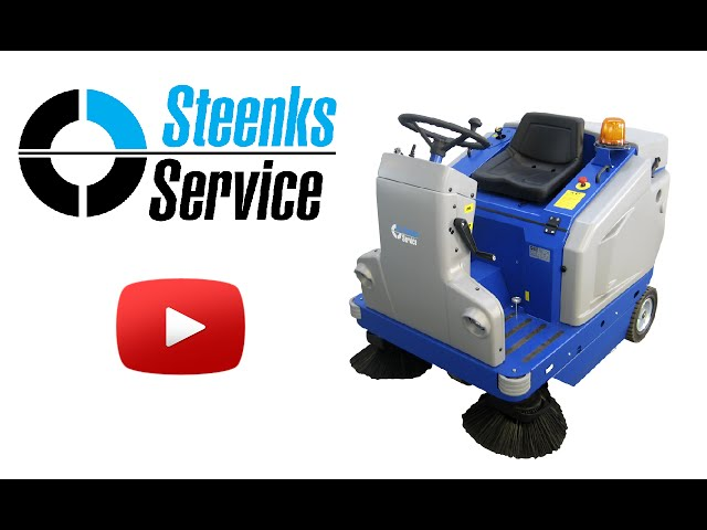 YouTube video | Floor sweeper Stefix 108