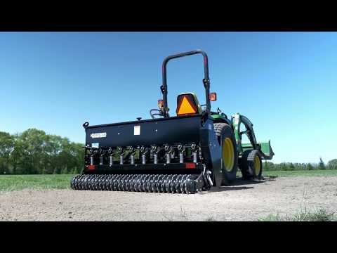 ABI Command Seeder – Tractor or Skid Steer (Optional)