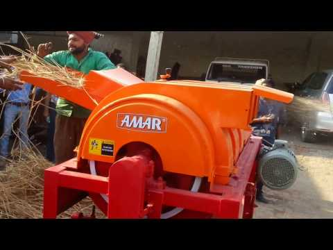 Amar Multicrop Thresher - Electric Motor Model