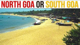 North Goa or South Goa