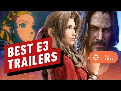 Best Game Trailers Of E3 2019
