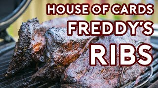 Binging With Babish: Freddys Ribs From House Of Cards