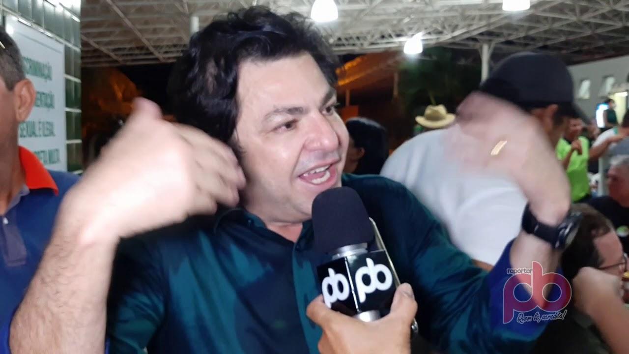Entrevista com Vice Prefeito Zenildo Oliveira Reeleito na cidade de Sousa-PB