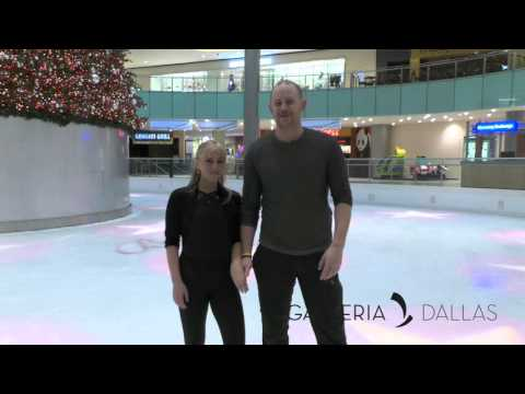 Skating 101 with Caydee Denney and John Coughlin