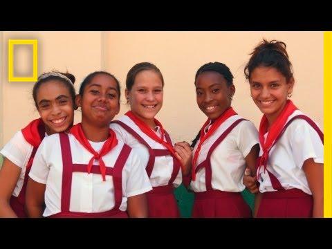 Christopher Baker: The Soul of Cuba   Nat Geo Live thumbnail