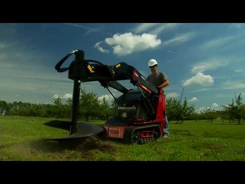 2019 Toro High Torque Auger Power Head in New Durham, New Hampshire - Video 1