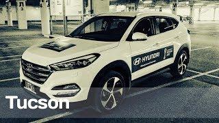 Test-drive Hyundai Tucson 2017   Тест-драйв Хендай Туссан