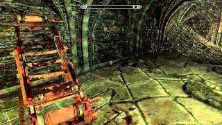 Skyrim Mod: Half-Moon Vampire Lair, Werewolf Lord Armor