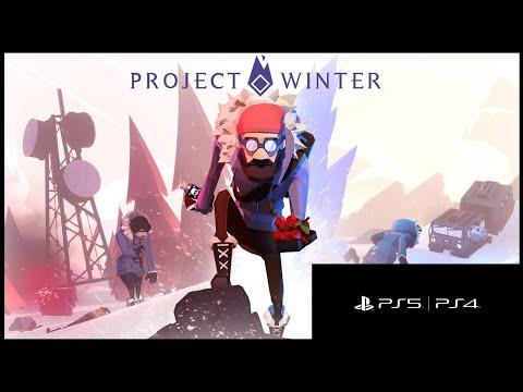 PlayStation Release Announcement de Project Winter