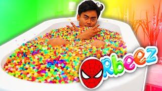 ORBEEZ BATH CHALLENGE!