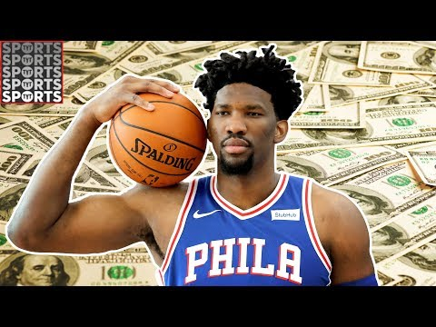 Joel Embiid Signs MASSIVE Contract Extension