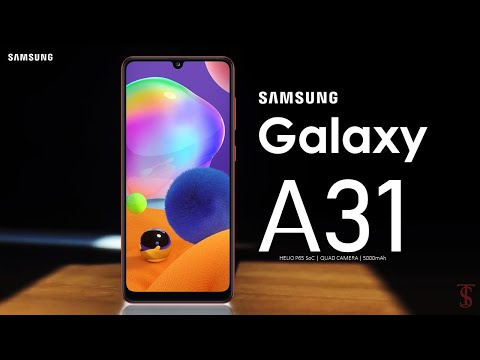 Samsung Galaxy A31 Price, Official Look, Design, Specifications, Camera, Features