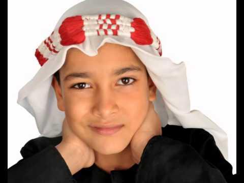 Araber Scheich Kostüm Kopfbedeckungen Faschingskostüm für Kinder by Egypt Bazar
