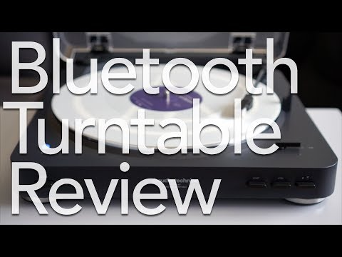 Audio-Technica LP60BT Bluetooth Turntable Review