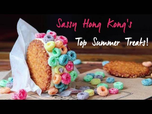 The Best Ice Creams in Hong Kong!