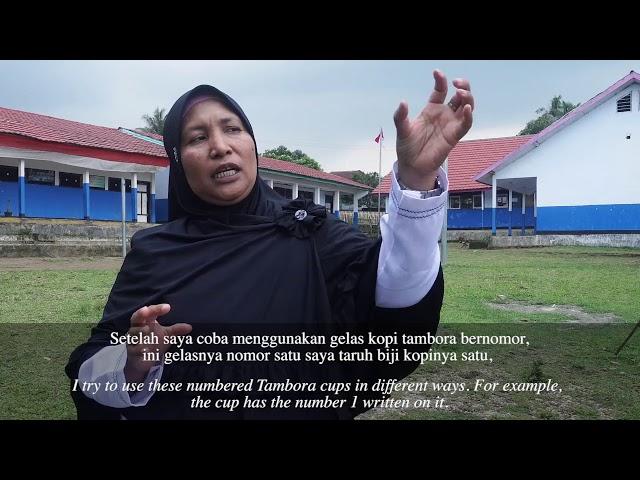 Dompu, NTB – Cerita ide pembelajaran Siti Nur Saodah