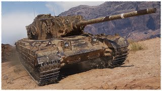 Personal Missions - CHIMERA - Done • WoT Gameplay