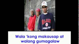 Siakol - Iniwan Mo Akong Nag-Iisa (Lyrics Video)