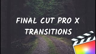 fcpx transitions plugins - TH-Clip