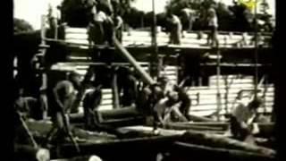 О депортации советских немцев из Поволжья.
