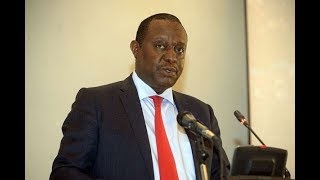 Dams scandal: Rotich grilling 'over' - VIDEO