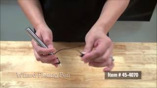 Wizard Pen Plater